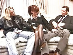 Italian, MILF, Threesome