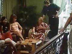 Group Sex, Hairy, Italian, Pornstar