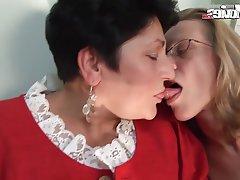 Amateur, Alemanas, Lesbianas, Maduras