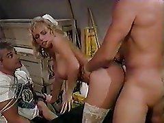 Blonde, Medical, MILF, Stockings