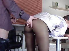 Secretary, Stockings