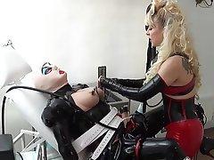 BDSM, Femdom, Latex, Medizinisch