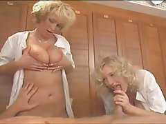 Anal, Big Boobs, MILF, Threesome