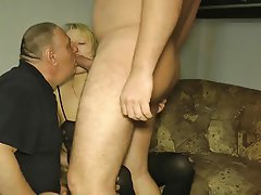 Cumshot, Creampie, Cuckold, German