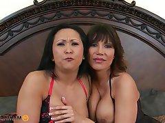 Asian mature pornstar