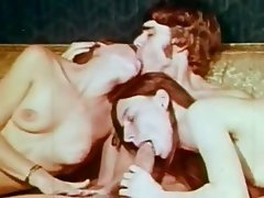 Hairy, Threesome, Vintage