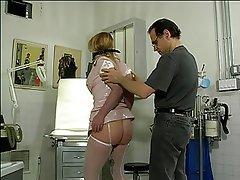BDSM, Latex, Blondine