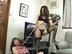 Anal, Asiatique, BDSM, Femme dominatrice