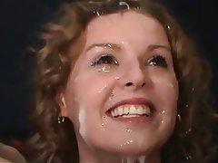 Bukkake, Sperma v obličeji, Cunnilingus, Výstřiky