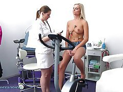 Anal, Nahes Hohes, Doppel Penetration, Medizinisch