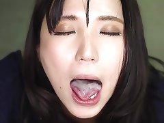 Asiatique, Fellation, Ejac, Japonaise