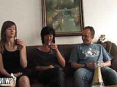 Výstřik, Výstřiky, Sperma v obličeji, Německo