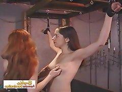 Sado maso, Bisessuale, Donna dominante, Lesbiche