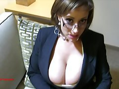 Grosse Boobs, Blowjob, MILF, POV