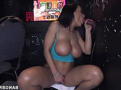 Big Ass, Big Cock, Blowjob, Cumshot