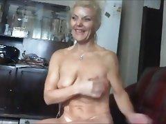 Granny, MILF, Mature, Webcam