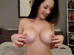 Babe, Big Boobs, Masturbation, Orgasm