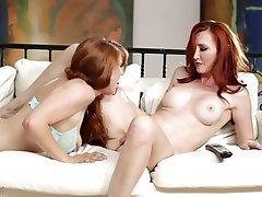 Büyük göğüsler, Lezbiyenler, Сüceler, Kızıl saçlı