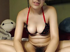 Hairy, Webcam