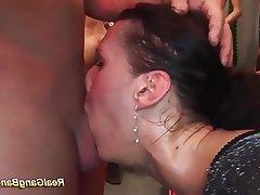 Sexo en Grupo, Alemanas, Bukkake, Orgía