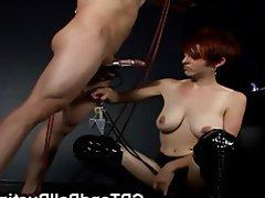 BDSM, Redhead, Bondage