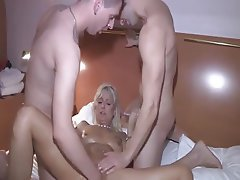 Amateur, Cum in mouth, Fisting, German