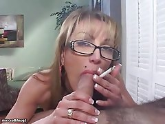 Grosse Boobs, Blowjob, Oma, Reifen