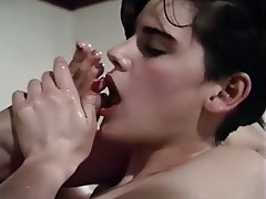Group Sex, Hairy, Lesbian, Vintage