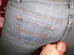 Big Butts, Brunette, Cumshot, Wife