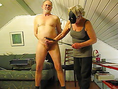 Deutsch, Amateur, BDSM, CFNM