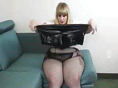 BBW, Big Butts, Pantyhose