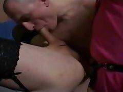 Amateur, Bisexual, Cum in mouth, Lingerie