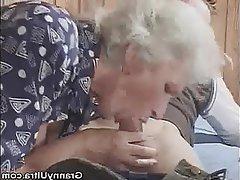 Ağızdan, Nineler, Sert seks, Olgun kadınlar
