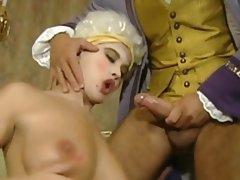 Babe, Cum in mouth, Italian