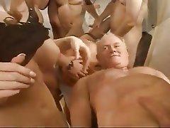 Anal, Double Penetration, Gangbang, Group Sex