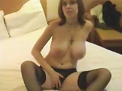 British, Amateur, Creampie