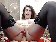 Dildo, Big Boobs, Webcam