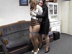 Bondage, Lesbian