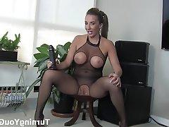 Babe, BDSM, Femdom, Strapon