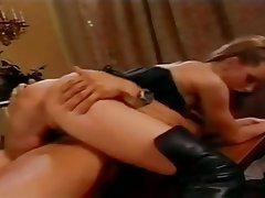 Anal, Sexe en groupe, Femmes en bas, Double pénétration