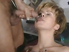 Double Penetration, Facial, Group Sex, Italian