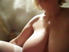 Shower, Big Boobs, Russian