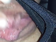 Amateur, Close Up, Masturbation, Bar