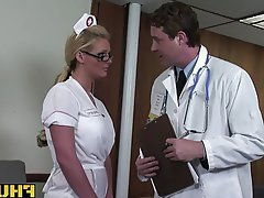 Anal, Blonde, Fellation, Docteur