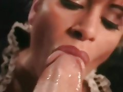 Sexy brunette with perfect handful tits porn video XXX