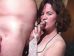 Výstřik, Vyvrcholení do pusy, Sperma v obličeji, Domácí porno