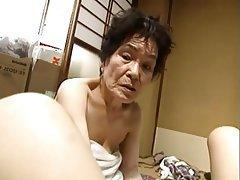 Asian, Granny