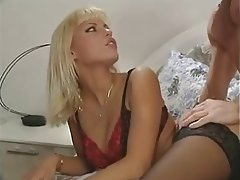 blonde german porn