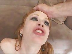 Madison redhead anal
