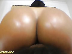 Big Butts, Face Sitting, Femdom, Masturbation